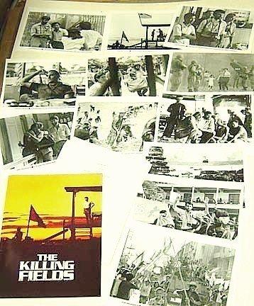 KILLING FIELDS Press Kit  Craig T Nelson SAM WATERSTON