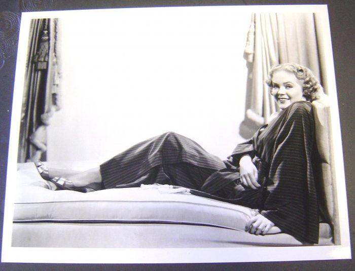 ALICE FAYE Darling Full Body PHOTO Long Legs PHOTOGRAPH