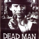 DEAD MAN Original JOHNNY DEPP Western Movie POSTER 1995