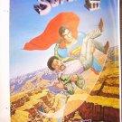 SUPERMAN III  POSTER Richard Pryor  CHRISTOPHER REEVE 3