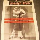 MARIA SCHELL  3-Sheet  Poster AS LONG AS YOU'RE NEAR ME