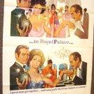 LADY L Original POSTER Paul Newman SOPHIA LOREN M.G.M.