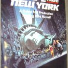 ESCAPE FROM NEW YORK John Carpenter POSTER Kurt Russell