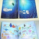 FINDING NEMO Original PIXAX Photo JAPAN Book DISNEY Toy