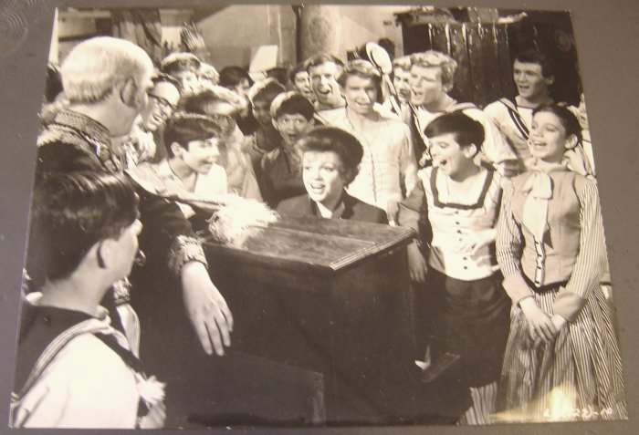 JUDY GARLAND Original PHOTO I Could Go On Singing 1963