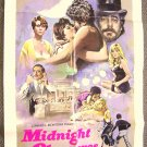 CLAUDIA CARDINALE Original POSTER Midnight Pleasures 76