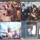 GREYSTOKE Legend TARZAN Lord of the Apes LOBBY CARD Set