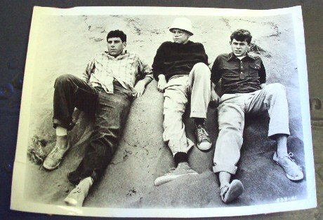SUMMER OF '42 Original FRENCH Photo GARY GRIMES  Beach