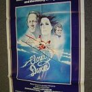 CLOUD DANCER Original DAVID CARRADINE  Poster AEROBATIC
