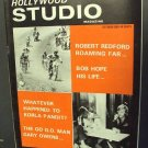 KORLA PANDIT  Hollywood Studio Magazine  ROBERT REDFORD