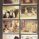 WESTWORLD Lobby Card SET James Brolin YUL BRYNNER Robot