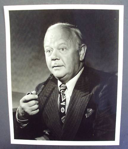 CHARLES WINNINGER Original CLARENCE Sinclair BULL Photo