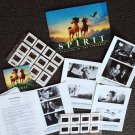 SPIRIT Stallion of  Cimarron PRESS KIT 30 slides  HORSE