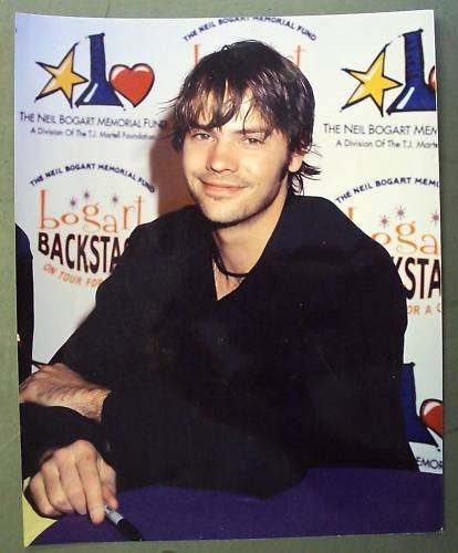 BARRY WATSON Original COLOR  Candid  PHOTO  7th HEAVEN