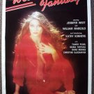 WEEKEND FANTASY Erotic ORIGINAL Poster JENNIFER WEST 80
