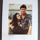 COURTNEY COX Barry Bostwick Original T.V. Station PHOTO