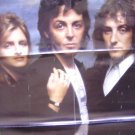 PAUL McCARTNEY & WINGS Poster and  LINDA 1977  Beatles