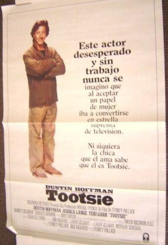 TOOTSIE Original SPANISH 1-Sheet POSTER DUSTIN HOFFMAN