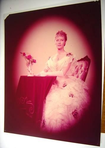 VIRGINIA McKENNA Original COLOR  M.G.M Transparency MGM