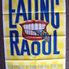 EATING RAOUL Style B  Movie POSTER  Mary Woronov BARTEL