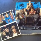 BEVERLY HILLBILLES Pop-up  DISPLAY Postcard  PHOTO Set