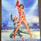 WILL FERRELL Jon Heder  BLADES OF GLORY Skating  POSTER