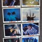 BERMUDA TRIANGLE Original LOBBY CARD Set JOHN HUSTON 78