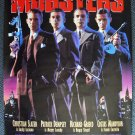 MOBSTERS Movie POSTER  PATRICK DEMPSEY Christian Slater