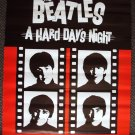 BEATLES Original  POSTER a  HARD DAYS NIGHT John Lennon