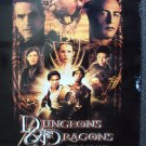 DUNGEONS and DRAGONS Poster THORA BIRCH  Justin Whalin