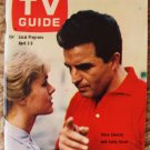 VINCE EDWARDS Original BEN CASEY Doctor T.V. GUIDE Mint