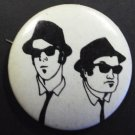 The BLUES BROTHERS Pin JOHN BELUSHI Dan Aykroyd PINBACK