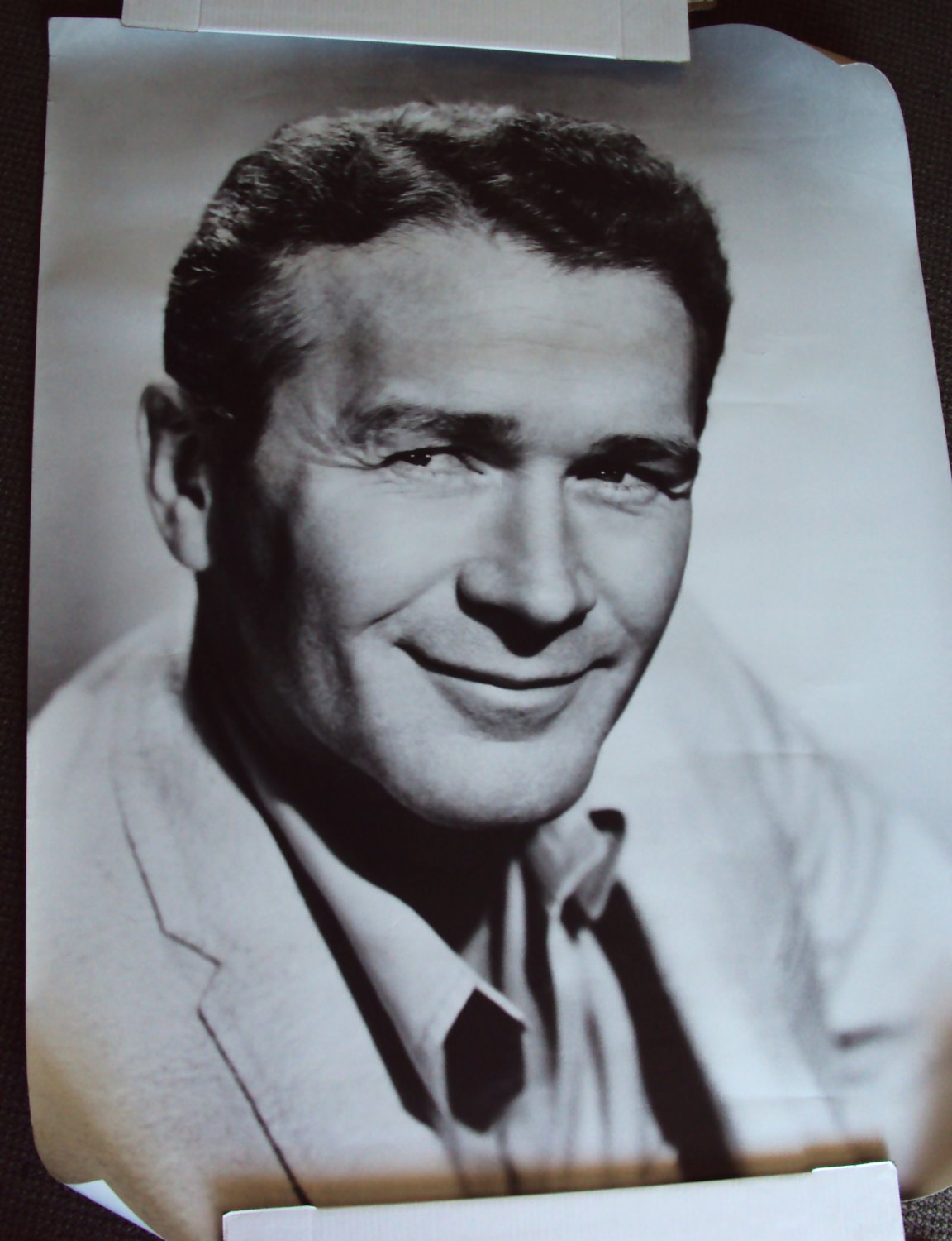 RED BUTTONS Hollywood Event PHOTO Portrait POSTER  50's