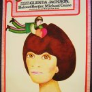 GLENDA JACKSON The ROMANTIC ENGLISHWOMAN  Polish POSTER
