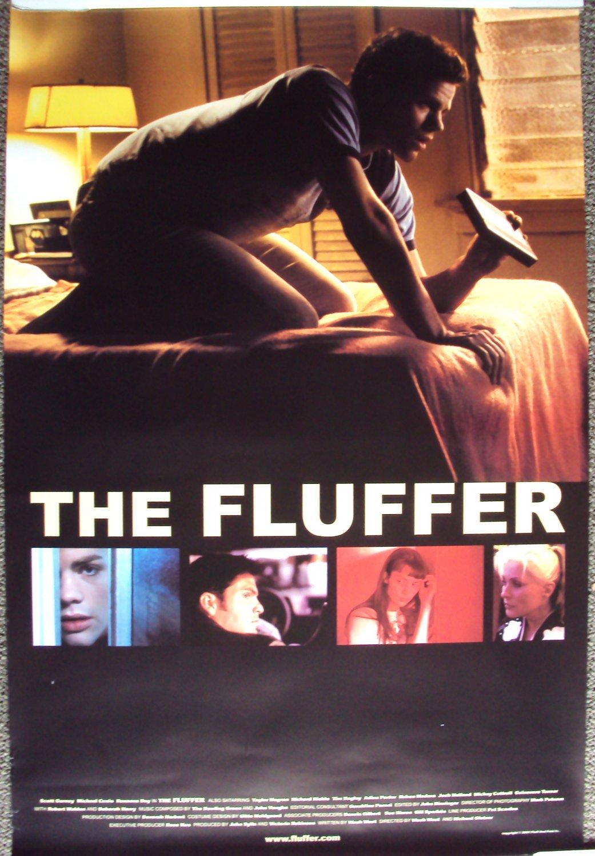 scott gurney the fluffer original gay theme poster 2001