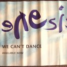 Auction	 GENESIS Promotional POSTER Phil Collins PETER GABRIEL