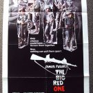 BIG RED ONE Original POSTER Mark Hamill LEE MARVIN  War