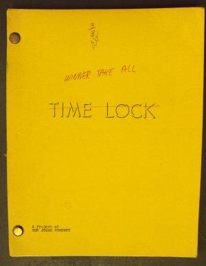 SHIRLEY JONES Gambling WINNER TAKE ALL Original Script
