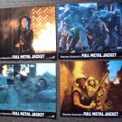 STANLEY KUBRICK Lobby Card Set FULL METAL JACKET War