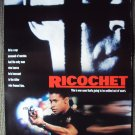 RICOCHET Original DENZEL WASHINGTON Double Side POSTER