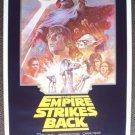 EMPIRE STRIKES BACK Original Film 1981 Poster STAR WARS Original Rolled nice!