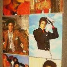 MICHAEL JACKSON Original Photo BRITISH Calendar Poster Collectible 1984 UK