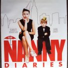SCARLETT JOHANSSON The NANNY DIARIES Original POSTER Early Role 2007