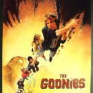 The  GOONIES  Program DREW STRUZAN Artwork JOSH BROLIN 1985 Steven Spielberg