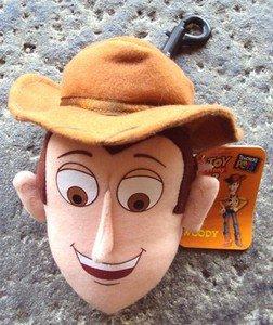 TOY STORY stuffed Cowboy WOODY  keychain Book TEACHER