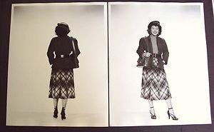 ASIAN Woman ORIGINAL Wardrobe FASHION Photo CHINESE Asia 1950's Chinese