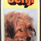 BENJI Original PROMO Dog POSTER Joe Camp YORKSHIRE TERRIER  Peter Breck