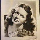 ARLEEN WHELAN Original Studio GLAMOUR headshot PHOTO Autograph Facsimile