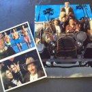 BEVERLY HILLBILLES 3-D  Pop-up DISPLAY Postcard PHOTO Set  CLORIS LEACHMAN