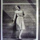 KATHRYN ADAMS Original Wardrobe TEST Photo Argentine Nights 1940 Costume